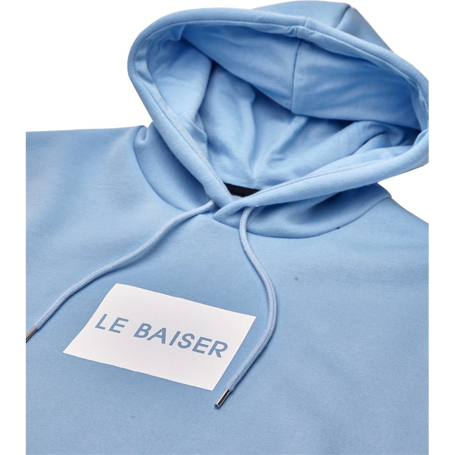CHATEAUX - Chateaux - Sweatshirts - Regular - ICE BLUE - 3